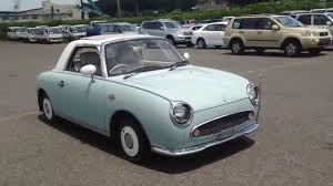 nissan figaro nissan figaro pale aqua for sale edward lee u0027s youtube