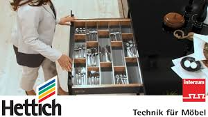 hettich in the kitchen interzum 2011 review youtube