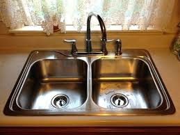 How To Unclog A Kitchen Sink Kitchen Interesting Kitchen Sink Garbage Disposal Clogged For Also