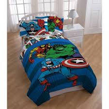 Marvel Double Duvet Cover Marvel Comics U0027good Guys U0027 6 Piece Bed In A Bag Set Free Shipping