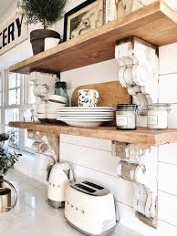 decorating kitchen shelves ideas home decorating ideas kitchen cottage style kitchen shelves to