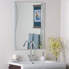 Frameless Mirror Bathroom by The 25 Best Frameless Mirror Ideas On Pinterest Interior