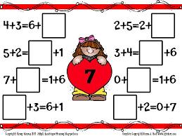 balancing addition equations math center teacherlingo com