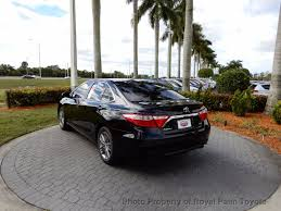 lexus toyota 2017 2017 new toyota camry se automatic at royal palm toyota serving