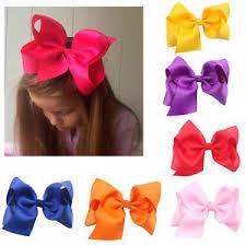 big ribbon big ribbon hair bows boutique hair clip hairpin baby hair