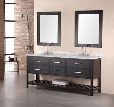 72 Inch Single Sink Bathroom Vanity Bathroom Vanities Two Sinks Home Decorating Interior Design