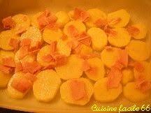 cuisine facile 66 recette cuisine facile 66 gratin de pommes de terre et jambon