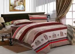 Gucci Bed Set Light In Net Designer Bed Cover Set
