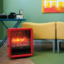 small electric fireplace portable space heater ceramic home room