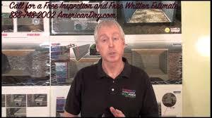 hi i u0027m peter o u0027shea owner of american dry basement systems youtube