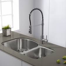 faucet sink kitchen commercial kitchen faucets with sprayer megjturner