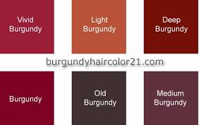 Light Burgundy Hair Burgundy Hair Color Burgundyhaircolor21 Com