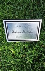 outdoor memorial plaques 4x6 bronze outdoor garden memorial plaque xavuu