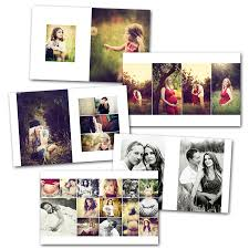 photo albums 8 x 10 minimalist 8x10 vertical indesign album library by photographer