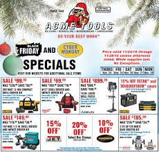 home depot sping black friday 2016 acme tools black friday 2016 deals