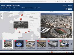 Esri Story Maps Story Map Tour Cities And Stadiums Of Euro 2016