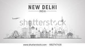 delhi skyline download free vector art stock graphics u0026 images