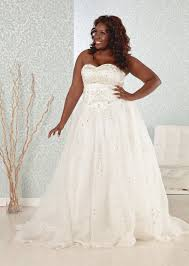 empire waist plus size wedding dress the wedding dress guide for figured brides bridetobride