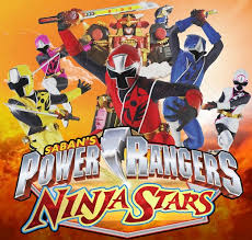power rangers ninja stars power rangers fanon wiki fandom