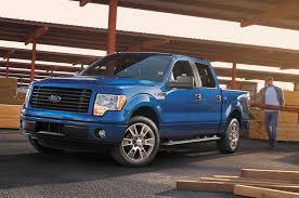 Ford F150 Truck Ramps - 2014 vs 2015 ford f 150 styling showdown truck trend