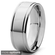 mens wedding rings s wedding bands groom wedding rings shop the best deals