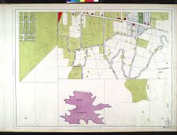 Map Of Santa Monica File Wpa Land Use Survey Map For The City Of Los Angeles Book 5