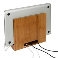 laptop charging station home bamboo multi charger station by g u s shelving com