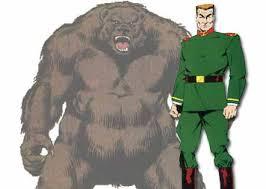 Soviet Halloween Costume Ursa Major Marvel Universe Wiki Definitive Source