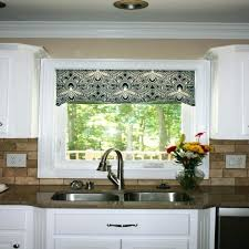 kitchen window valances ideas window valances ideas muve host