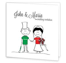 wedding invitations kilkenny gaa folding wedding invitation limerick vs cork loving invitations