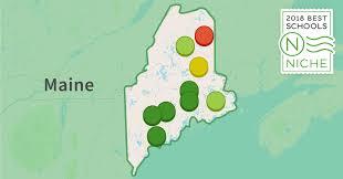 Portland State Campus Map by 2018 Best Private High Schools In Maine Niche