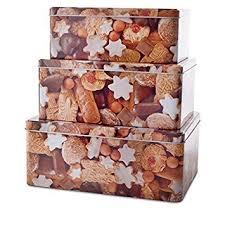 emporte rectangulaire cuisine lot de 3 emporte pièces en forme de conservation alimentaire