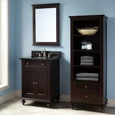 espresso bathroom storage cabinet virtu usa espresso bathroom