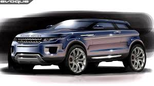 lime green range rover range rover evoque rang rover the of refined capability