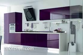 color ideas for kitchen cabinets acrylic kitchen cabinets trendy idea 26 modern purple color design