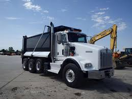 kenworth t800 heavy haul for sale 2013 kenworth t800 dump truck for sale 29 375 miles morris il