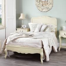 single bedroom juliette shabby chic champagne 3ft single bed stunning cream