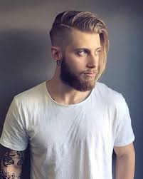 men half shave hair trends 16 cool shaved side hairstyles for men styleoholic