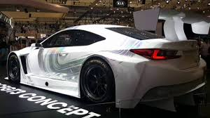 lexus nx turbo indonesia lexus rc f gt3 concept indonesia youtube