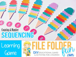 sequencing games