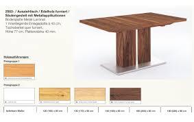 Esszimmertisch Xxl Säulentisch Mago Tische Esszimmertisch Esstische Tische Versch
