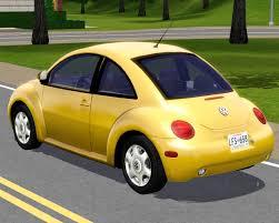 volkswagen car beetle fresh prince creations sims 3 2003 volkswagen new beetle