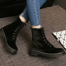 womens boots in style 2017 2017 fashion style boots flat martin boot