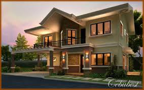 Mediterranean Homes Plans Modern Mediterranean Homes Design Talisay House Modern One Day