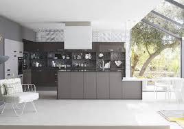 cuisine design lyon une cuisine design ouverte sur le jardin cuisinedesign