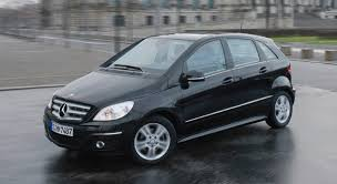 mercedes b class 2009 mercedes considers gas powered vehicles for u s