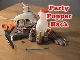 new years party poppers how to make a party popper for new years