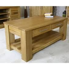 Solid Oak Coffee Table Delamere Solid Oak Coffee Table Best Price Guarantee