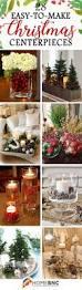 5 Easy Diy Christmas Table Decor Centerpiece Ideas by Top 15 Christmas Projects Diy Christmas Holidays And Christmas