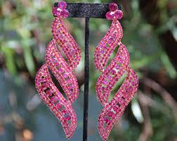 Huge Chandelier Earrings Large Chandelier Earrings Long Chandelier Earrings Huge